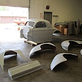 Willys willys Coupe 1941 black primer For Sale  1941 willys coupe