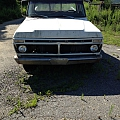 Ford F Project Truck Small Block V Speed Manual Trans Or For Parts on Ford Ranger 3 0 Short Block