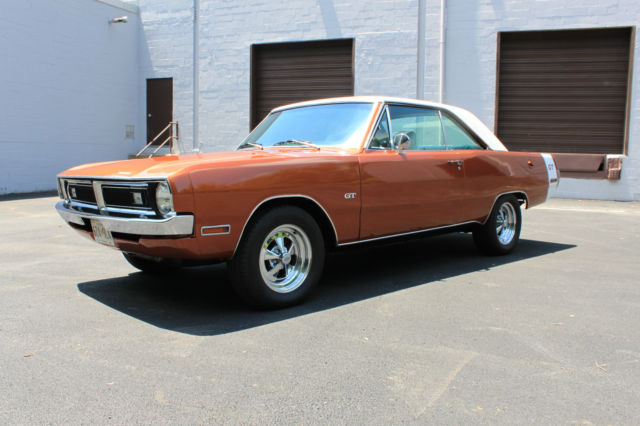 dodge dart coupe 1971 brown for sale lh23g1e107790 incredible paint body 1971 dodge. Black Bedroom Furniture Sets. Home Design Ideas