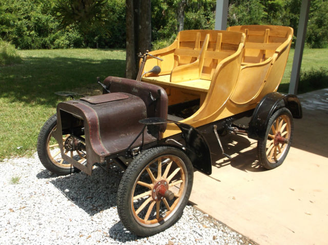 Cadillac Other 1908 For Sale 0000000 1908 Cadillac Single