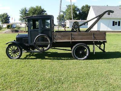 Ford Model Tt Wrecker Tow Truck on 1930 Ford Model Aa Truck For Sale
