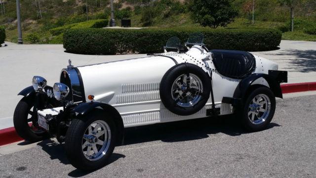 1927 bugatti replica for sale