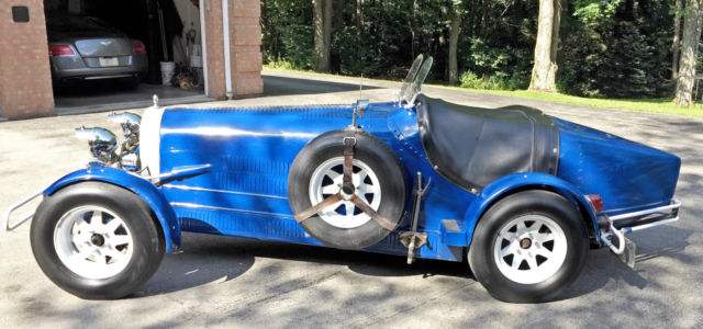 Other Kit Cars For Sale At: Bugatti Other Convertible 1927 Blue For Sale. Sk3224pa
