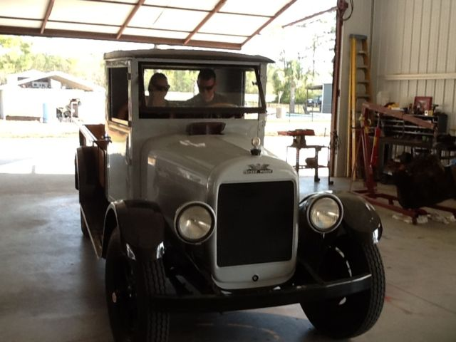 Other Makes 1927 Grey For Sale  FA3447 1927 REO Speedwagon Truck