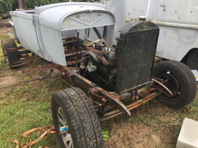 Model A Roadster Pickup Body