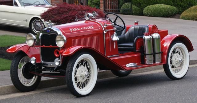 ford model a rootlieb speedster kit 1929 red for sale. Black Bedroom Furniture Sets. Home Design Ideas