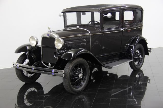 Ford model a sedan 1930 thorne brown for sale a4110605 1930 ford for sale 1930 ford model a sciox Choice Image
