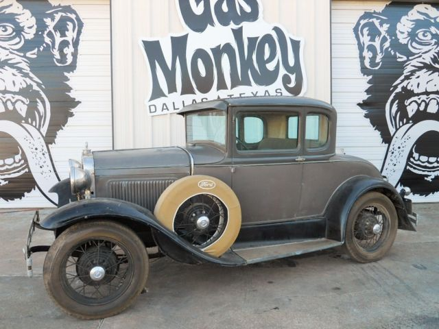 Ford model a coupe 1930 tan for sale a4197570 1930 ford for 1930 model a 5 window coupe for sale