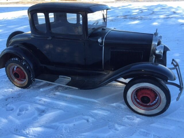 Ford Model A Coupe 1930 Black For Sale A 1930