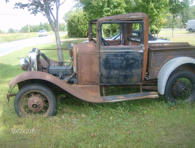 ford model a 1930 unk for sale 189567 1930 ford model a pickup truck. Black Bedroom Furniture Sets. Home Design Ideas