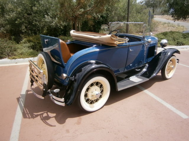 Ford model a convertible 1930 xfgiven color xfields for Ford used motors for sale