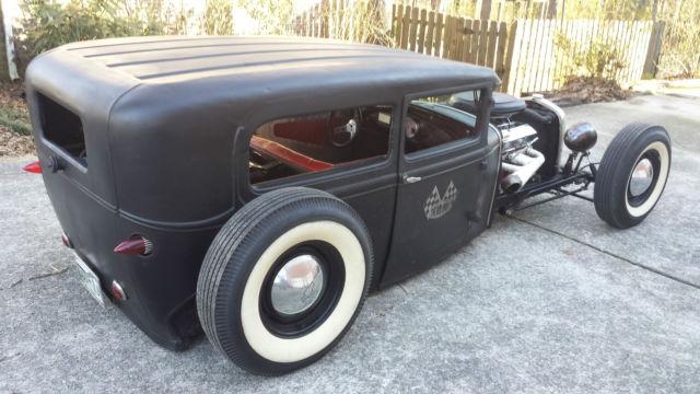 Ford Model A Tudor Sedan 1930 Black For Sale 1234567 1930