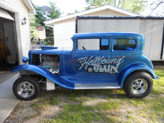 Chevrolet other coupe 1931 blue for sale xfgiven vin for 1931 chevrolet 5 window coupe