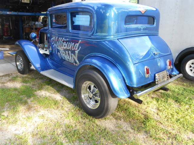 Chevrolet Other Coupe 1931 Blue For Sale 1931 Chevrolet 5