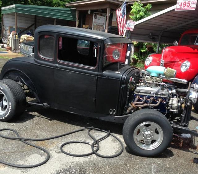 ford model a body