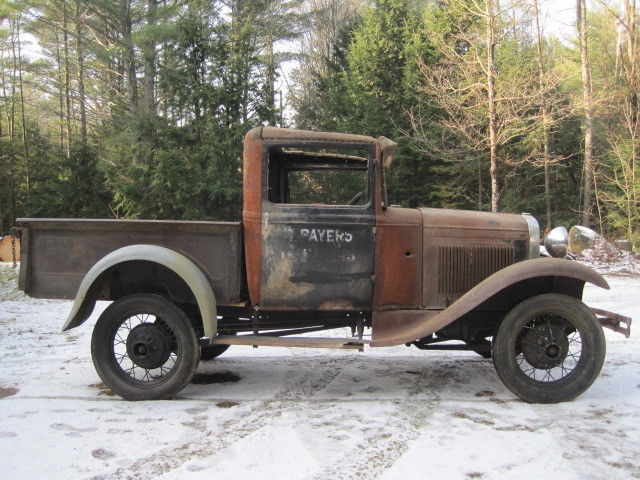 ford model a pickup truck 1931 for sale 1931 ford model a wide bed closed cab pickup truck. Black Bedroom Furniture Sets. Home Design Ideas