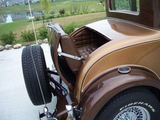 Chevrolet Confederate Window Coupe