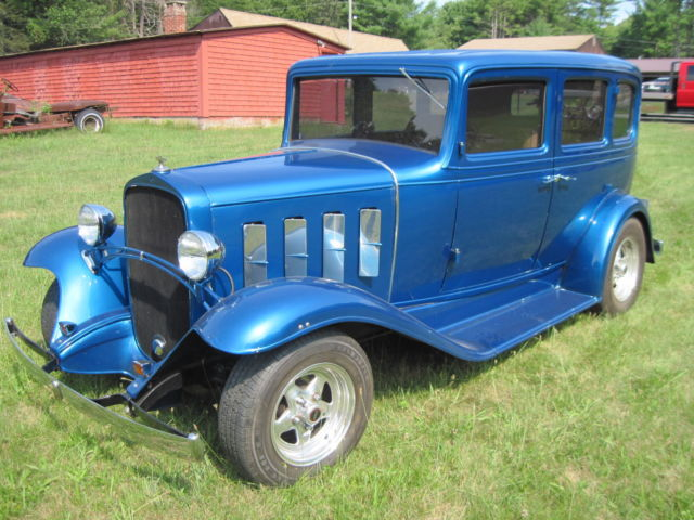Chevrolet other 4 door sedan 1932 blue for sale xfgiven for 1932 chevrolet 4 door sedan