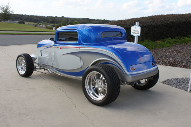 1932 Street Rod Parts : Ford other coupe silver for sale xfgiven vin