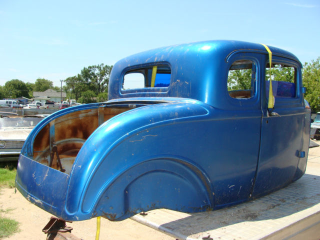 Ford other coupe 1932 xfgiven color xfields color for 1932 ford 5 window coupe steel body for sale