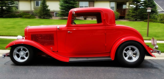 Ford Other 1932 Red For Sale  DRF52084 1932 Ford