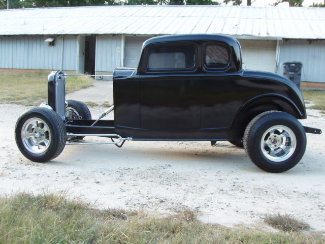 Ford other coupe 1932 black for sale 23151445623125455 for 1932 ford 5 window fiberglass body