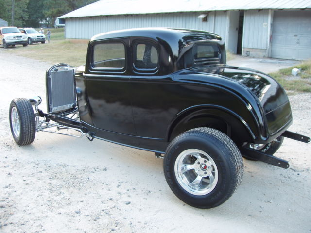 Ford other coupe 1932 black for sale 23151445623125455 for 1932 ford 5 window for sale