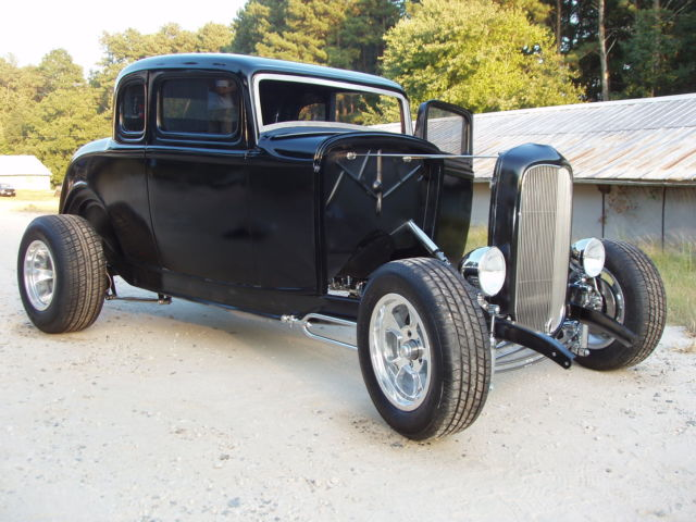 Ford other coupe 1932 black for sale 23151445623125455 for 1932 ford 5 window coupe for sale