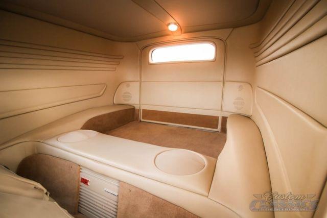 Gm 700r4 Transmission >> Ford Sedan Delivery Street Rod Sedan 1932 Red For Sale ...