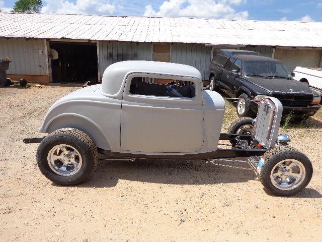 Ford other coupe 1932 grey for sale 23151445623125455 for 1932 ford three window coupe for sale
