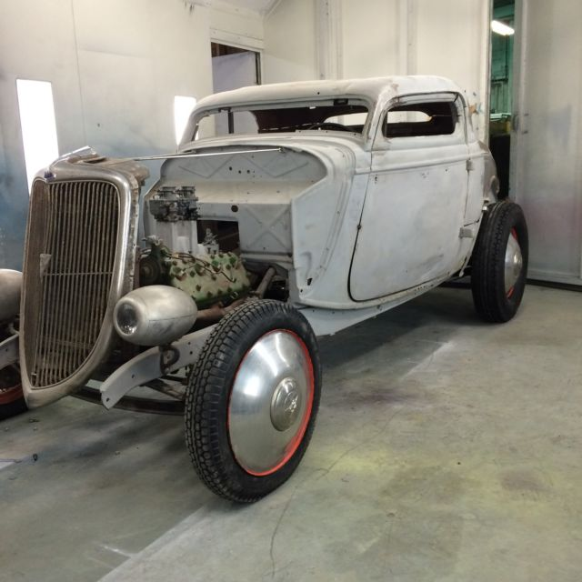 Ford other xfgiven type xfields type xfgiven type for 1934 ford 3 window coupe project for sale