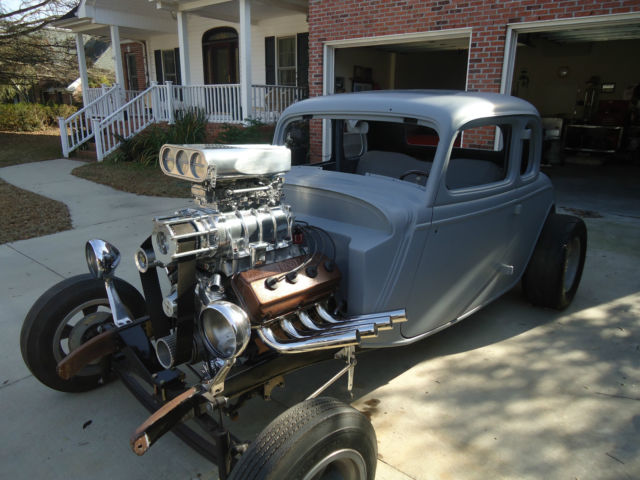 Dons Used Cars >> Ford Other Coupe 1934 Gray For Sale. 1934 Ford Five window ...