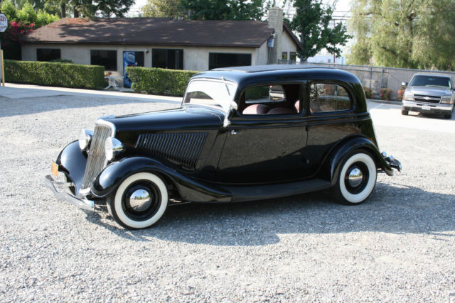 Vehicles Other Automobiles For Sale In Victoria Bc: Ford Other Sedan 1934 Black For Sale. [xfgiven_vin