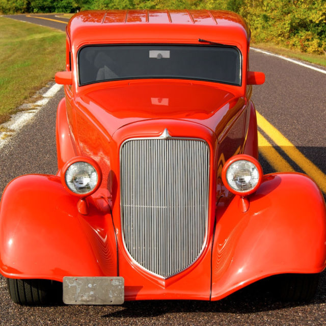 Plymouth Other Coupe 1934 Orange For Sale  NEBR003674 1934