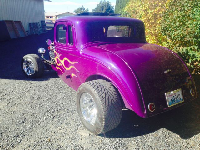 Plymouth Other Coupe 1934 Purple For Sale  P2792302 1934