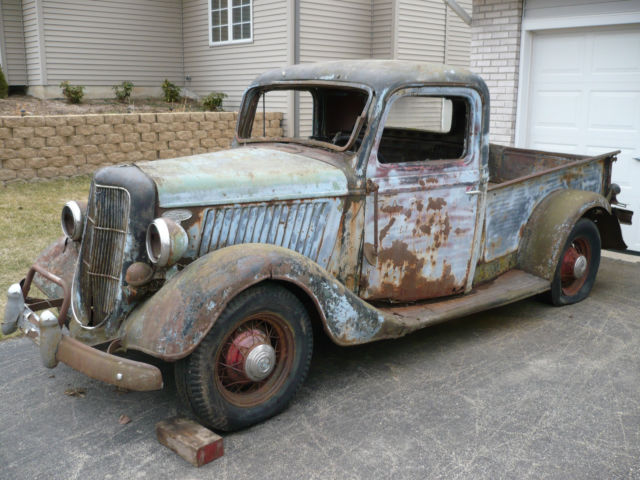 Ford Other Pickups 1935 For Sale 999999999999 1935 1936