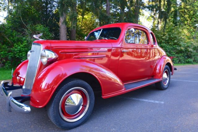 Chevrolet Of Bellevue >> Chevrolet Other Coupe 1935 Red For Sale. 5101705714 1935 Chevrolet Master Deluxe Coupe