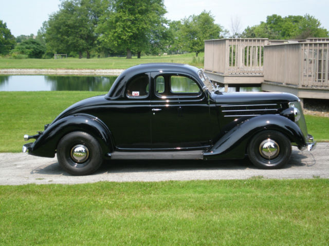 Ford 5 window coupe coupe 1936 black for sale xfgiven for 1936 ford 5 window coupe for sale