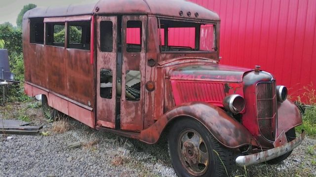 Ford Other Bus 1936 For Sale  BB183996682 1936 ford short