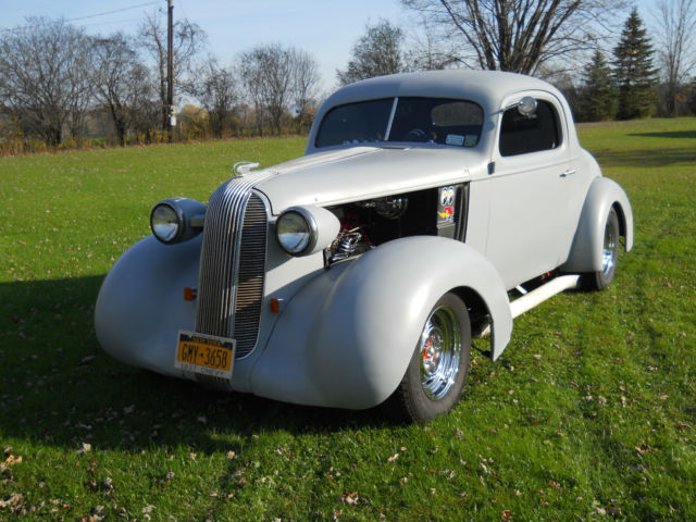 Pontiac Other Coupe 1936 Gray For Sale 1936 Pontiac 3 Window Coupe