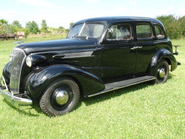 Chevrolet Other Sedan 1937 Black For Sale  1937 1937
