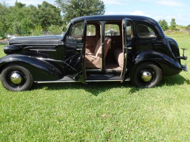 Chevrolet other sedan 1937 black for sale 1937 1937 for 1939 chevy 4 door sedan