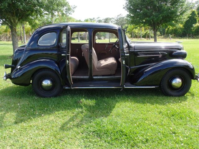 Chevrolet other sedan 1937 black for sale 1937 1937 for 1935 chevrolet 4 door sedan