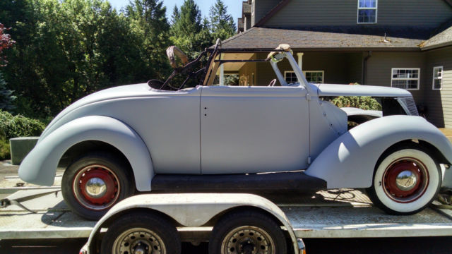 Ford Other 1937 For Sale 1937 Ford Cabriolet Project