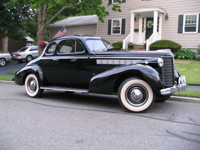 Buick Other Coupe 1938 Black Lacquer For Sale 33253300