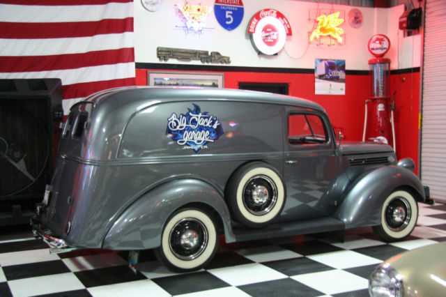 Ford Panel Delivery 1938 For Sale 184568548 1938 Ford