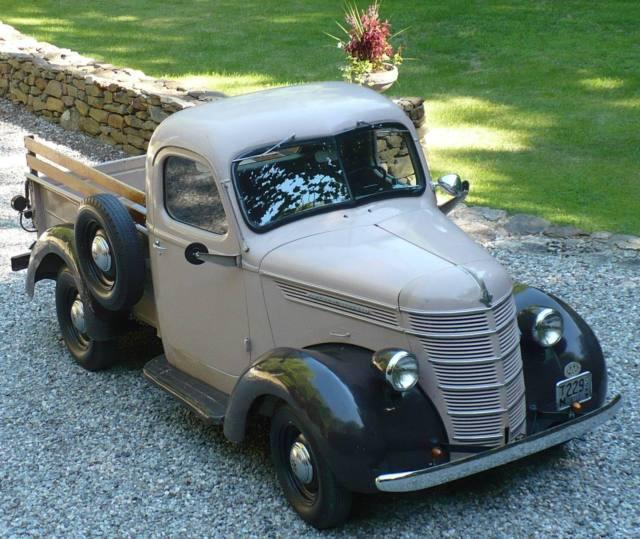 International Harvester D - 2 1938 Tan-Dark Brown For Sale ...