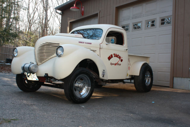 Willys Sedan 1938 White For Sale 0000000001938 1938