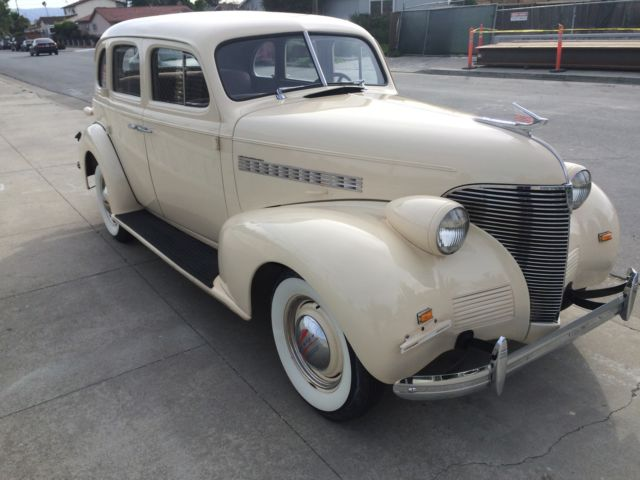 Chevrolet other sedan 1939 tan for sale 1939999 1939 for 1936 chevy master deluxe 4 door for sale