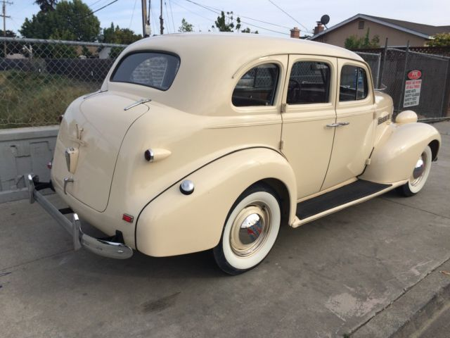 Chevrolet other sedan 1939 tan for sale 1939999 1939 for 1938 chevy 4 door sedan for sale